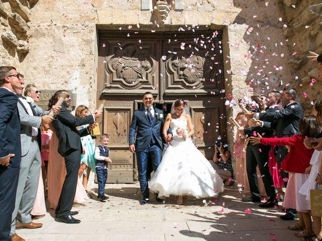 Le mariage de Benjamin et Marion à Saint-Maximin-la-Sainte-Baume, Var 43
