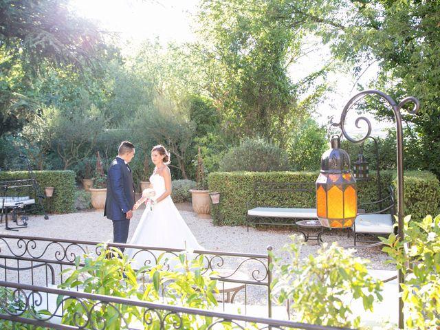 Le mariage de Benjamin et Marion à Saint-Maximin-la-Sainte-Baume, Var 50