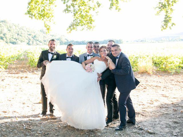 Le mariage de Benjamin et Marion à Saint-Maximin-la-Sainte-Baume, Var 53