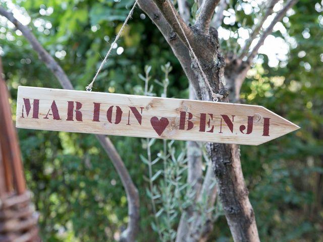 Le mariage de Benjamin et Marion à Saint-Maximin-la-Sainte-Baume, Var 57