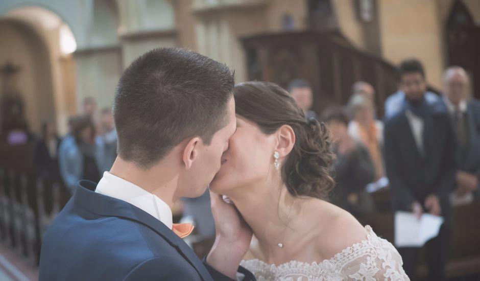 Le mariage de Florent et Manon à Metz, Moselle