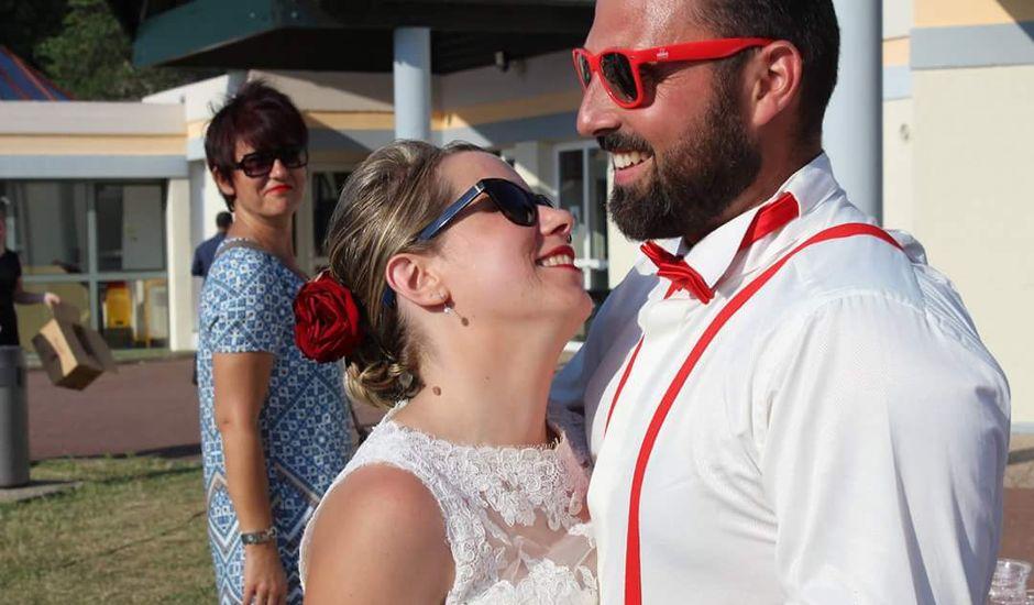 Le mariage de Julien et Lise à La Couture-Boussey, Eure