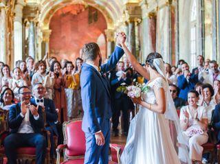 Le mariage de Khalida et Romain