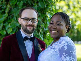Le mariage de Celeste et Yohan