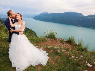 Le mariage de Fanny et Thibaut