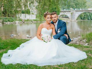 Le mariage de Marine et Antolin