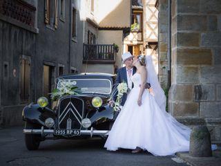 Le mariage de Aurélie et Damien