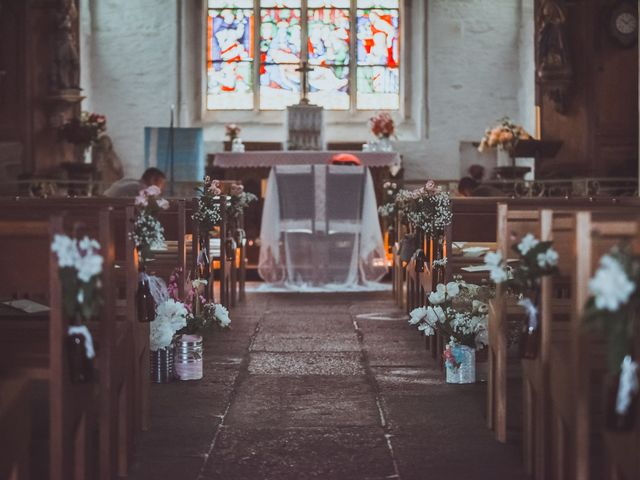 Le mariage de Mathieu et Morgane à Silfiac, Morbihan 23