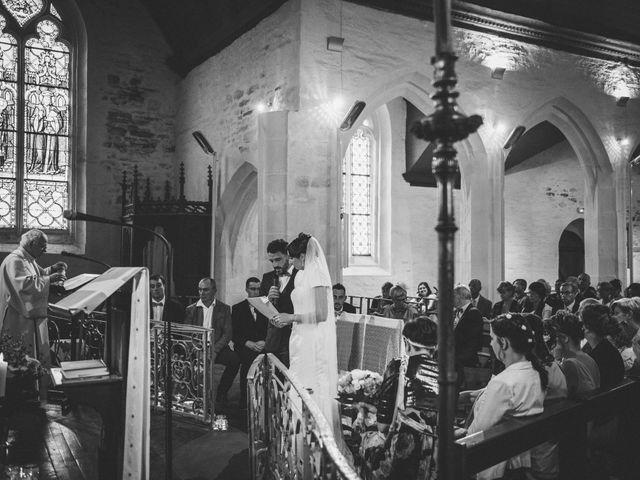 Le mariage de Mathieu et Morgane à Silfiac, Morbihan 33