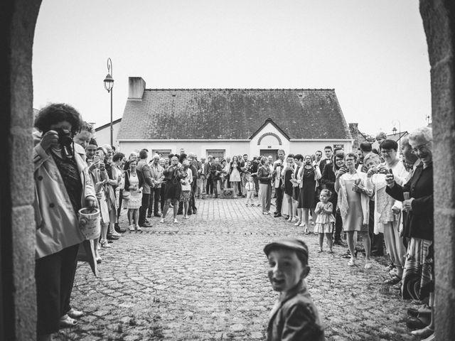 Le mariage de Mathieu et Morgane à Silfiac, Morbihan 36