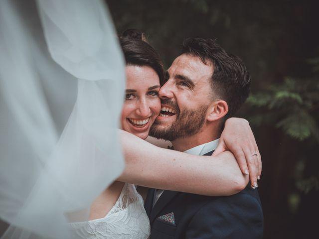 Le mariage de Morgane et Mathieu