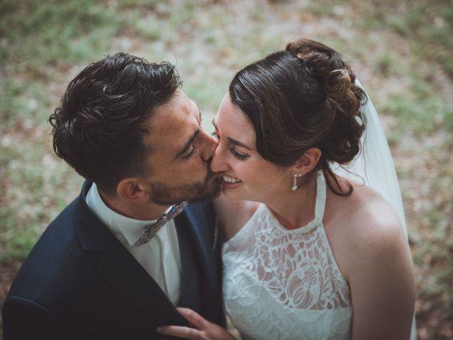 Le mariage de Mathieu et Morgane à Silfiac, Morbihan 42