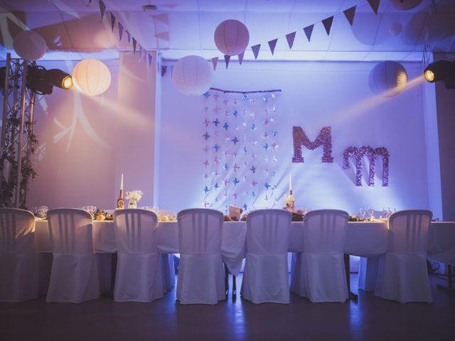 Le mariage de Mathieu et Morgane à Silfiac, Morbihan 66