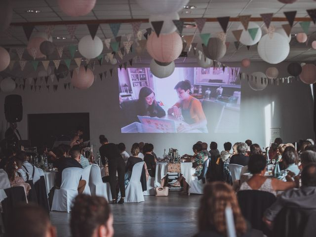 Le mariage de Mathieu et Morgane à Silfiac, Morbihan 74