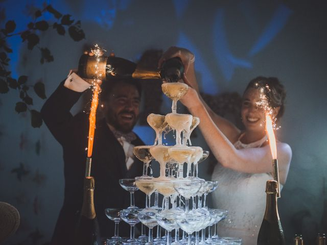 Le mariage de Mathieu et Morgane à Silfiac, Morbihan 79