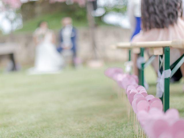 Le mariage de Marc et Bao à Juilly, Seine-et-Marne 1