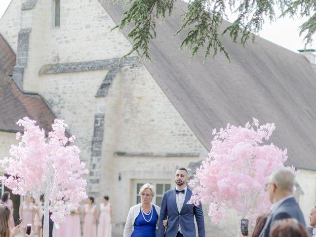 Le mariage de Marc et Bao à Juilly, Seine-et-Marne 7