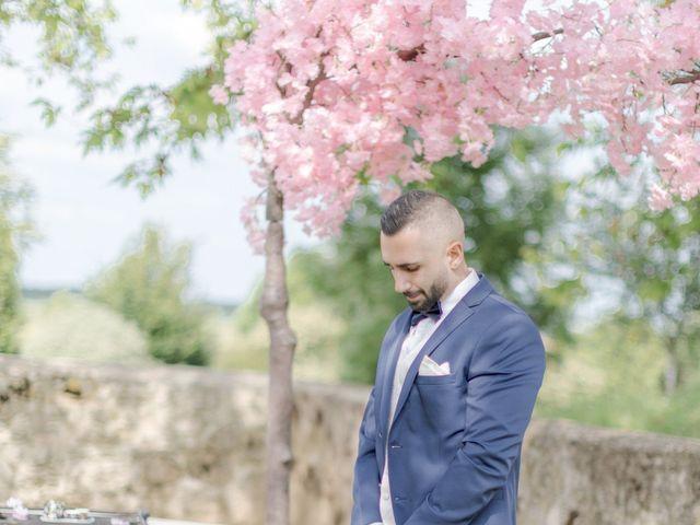 Le mariage de Marc et Bao à Juilly, Seine-et-Marne 8