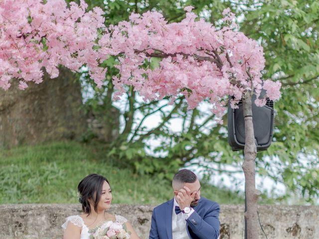 Le mariage de Marc et Bao à Juilly, Seine-et-Marne 9