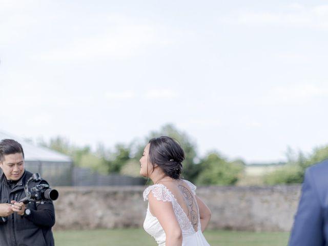 Le mariage de Marc et Bao à Juilly, Seine-et-Marne 17