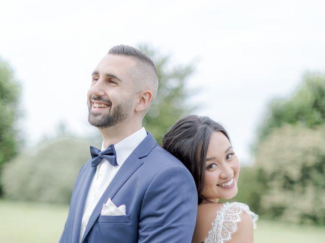 Le mariage de Marc et Bao à Juilly, Seine-et-Marne 18