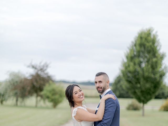 Le mariage de Marc et Bao à Juilly, Seine-et-Marne 19