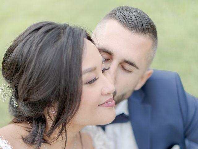 Le mariage de Marc et Bao à Juilly, Seine-et-Marne 20