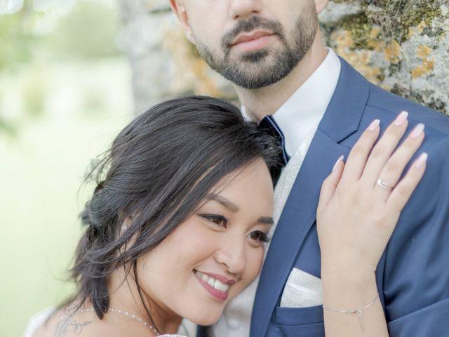 Le mariage de Marc et Bao à Juilly, Seine-et-Marne 21