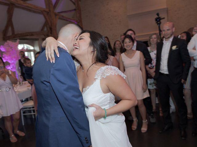 Le mariage de Marc et Bao à Juilly, Seine-et-Marne 23