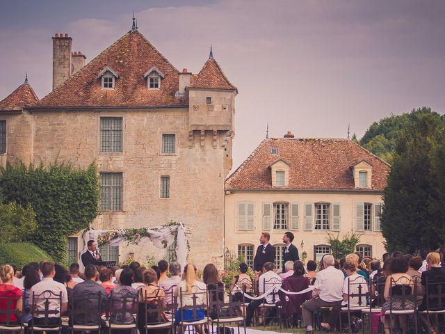Le mariage de Steven et Tibault à Neuves-Maisons, Meurthe-et-Moselle 9