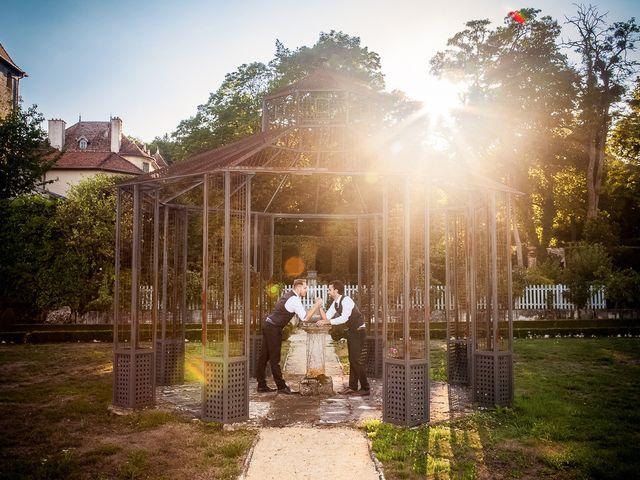 Le mariage de Steven et Tibault à Neuves-Maisons, Meurthe-et-Moselle 19