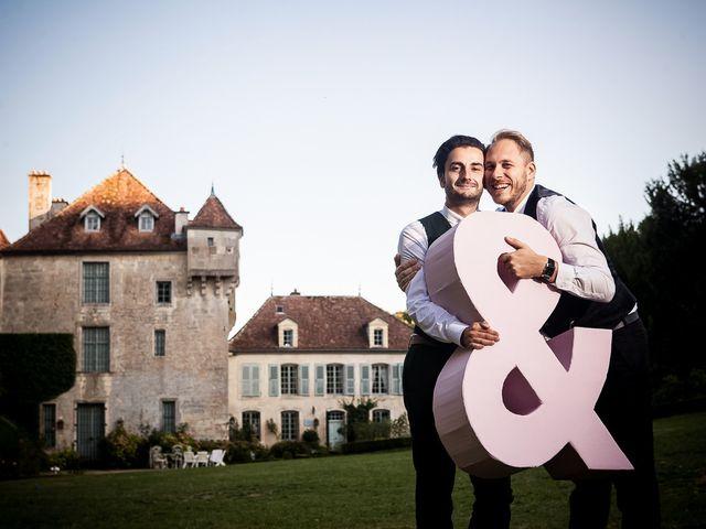 Le mariage de Steven et Tibault à Neuves-Maisons, Meurthe-et-Moselle 22