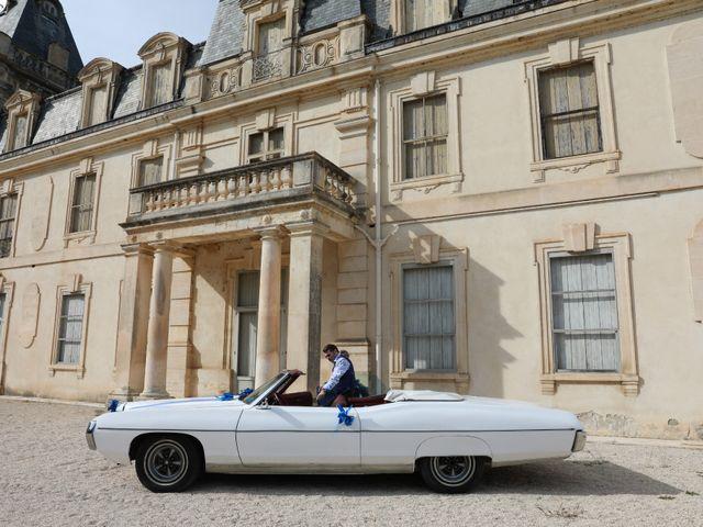 Le mariage de Laurent et Brigitte à Saint-Gilles, Gard 3