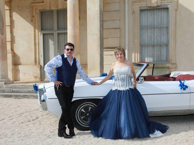 Le mariage de Brigitte et Laurent