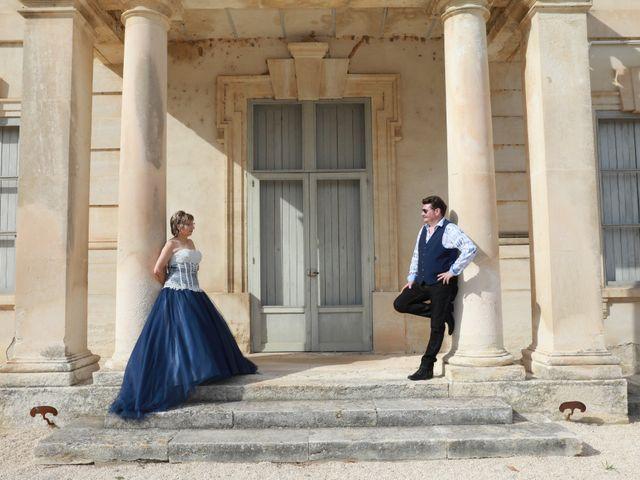 Le mariage de Laurent et Brigitte à Saint-Gilles, Gard 4