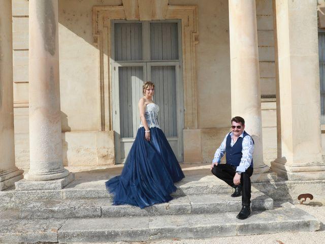 Le mariage de Laurent et Brigitte à Saint-Gilles, Gard 9