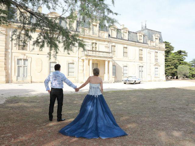 Le mariage de Laurent et Brigitte à Saint-Gilles, Gard 1