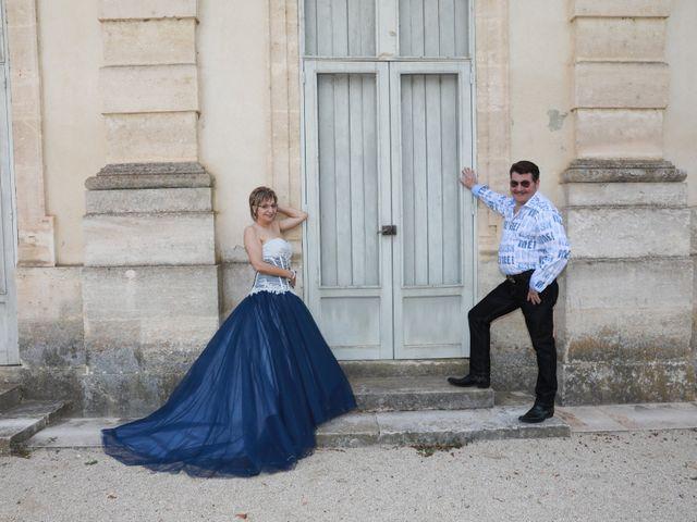 Le mariage de Laurent et Brigitte à Saint-Gilles, Gard 12