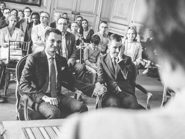Le mariage de Pierre et David à Bordeaux, Gironde 5