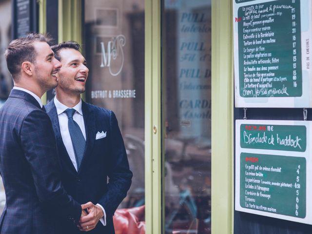Le mariage de Pierre et David à Bordeaux, Gironde 12