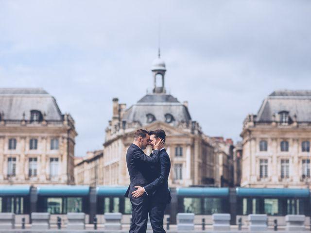 Le mariage de Pierre et David à Bordeaux, Gironde 14