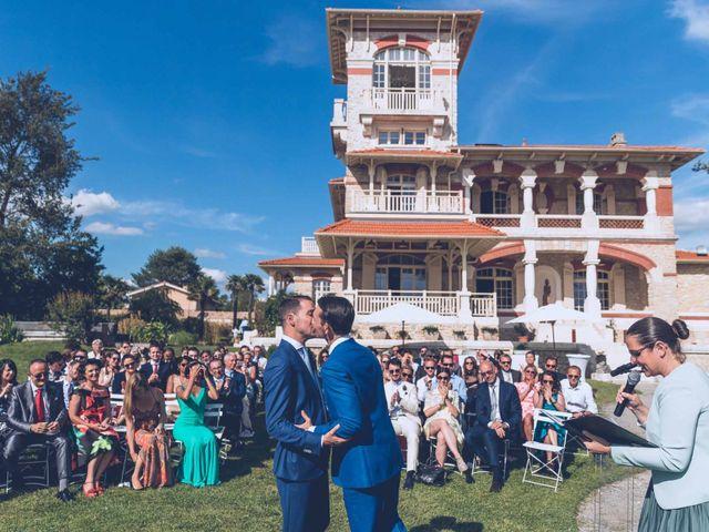 Le mariage de Pierre et David à Bordeaux, Gironde 46