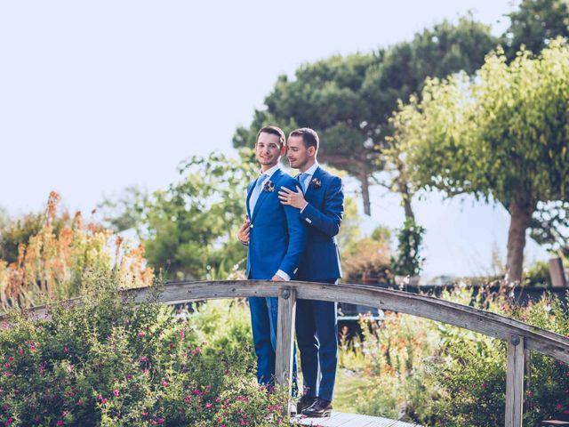 Le mariage de Pierre et David à Bordeaux, Gironde 49
