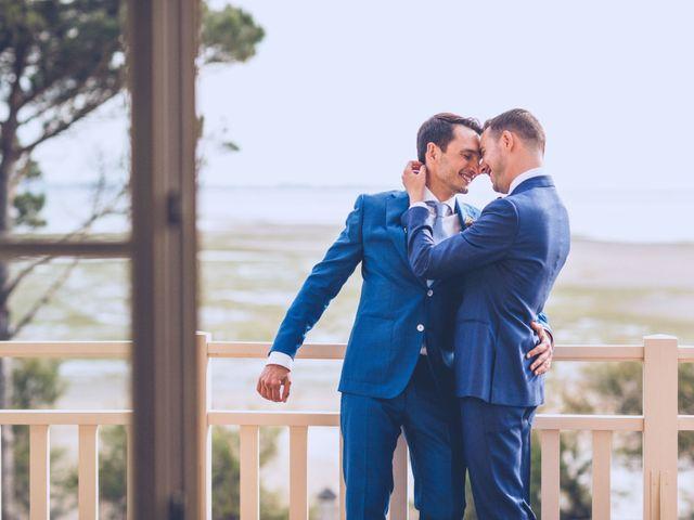 Le mariage de Pierre et David à Bordeaux, Gironde 52