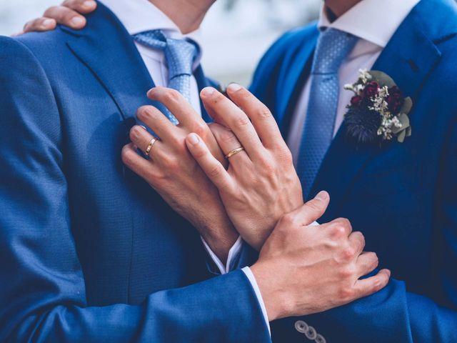 Le mariage de Pierre et David à Bordeaux, Gironde 54