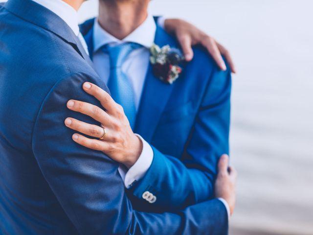 Le mariage de Pierre et David à Bordeaux, Gironde 2