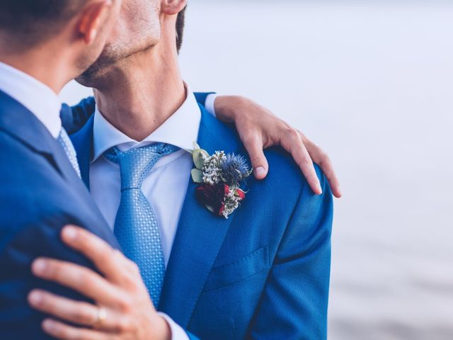 Le mariage de Pierre et David à Bordeaux, Gironde 63