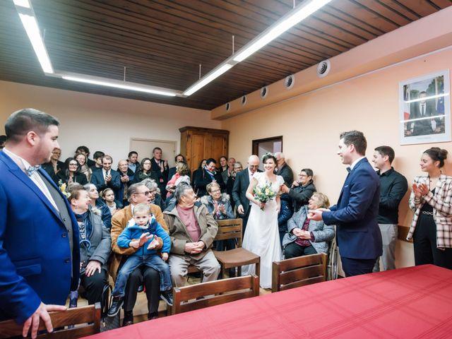 Le mariage de Julien et Judith à Talloires, Haute-Savoie 14