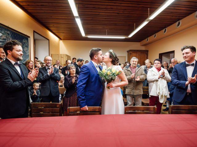 Le mariage de Julien et Judith à Talloires, Haute-Savoie 15