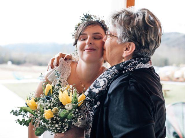 Le mariage de Julien et Judith à Talloires, Haute-Savoie 19